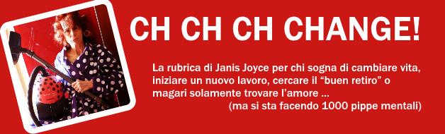 La posta di Janis Joyce