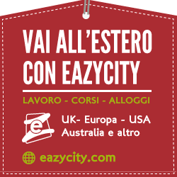 Vai all'estero con EazyCity