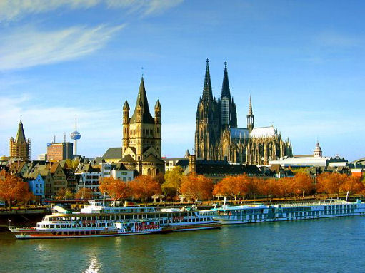 Vivere a Colonia, Germania