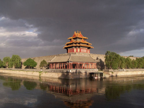 Dario Falconi, insegnare a Pechino