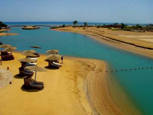 Giorgia Gasparotto, El Gouna Egitto mar rosso