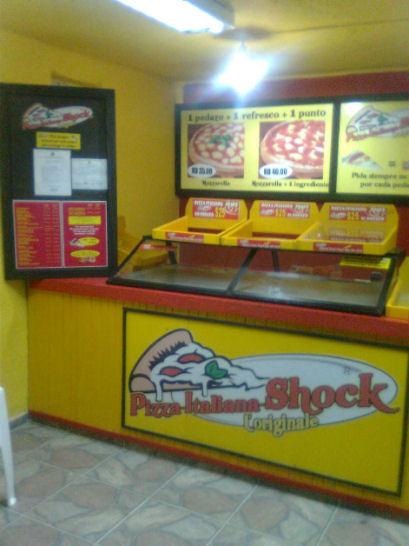 Shock Pizza Caraibi