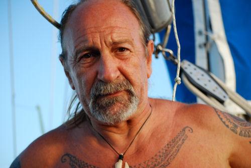 Michele, Polinesia crociere in barca a vela