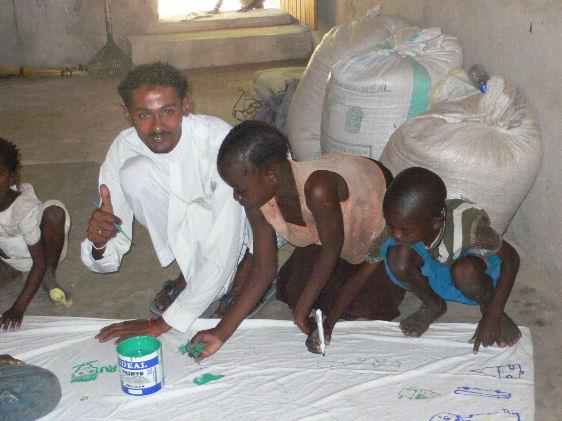 Volontari L'alba Kenya tossicodipendenza