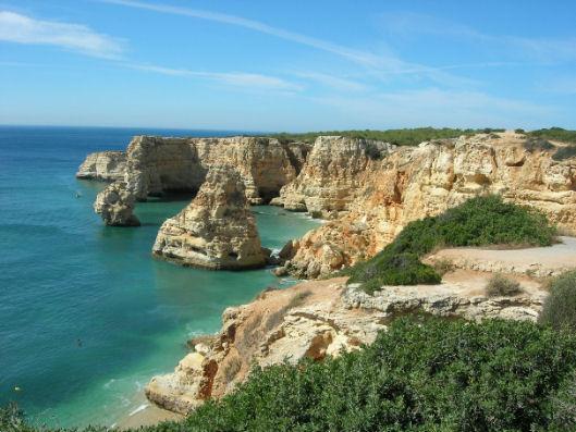 Un ristorantino in Algarve, Portogallo