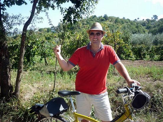 Passione Bicicletta: Jerry de Concilio turismo sostenibile