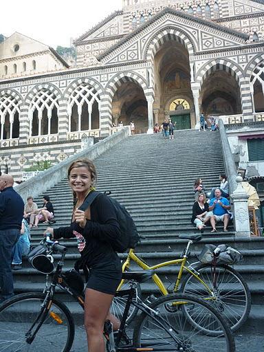 Passione per la bicicletta turismo sostenibile