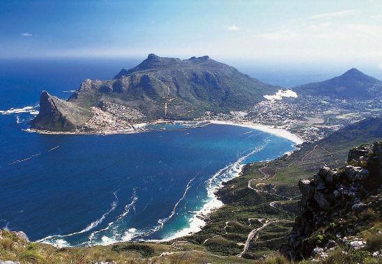 Vivere a Città del Capo, Sudafrica