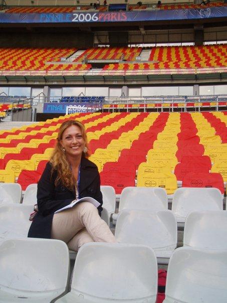 Irma D'Alessandro, giornalista sportiva