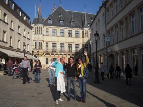 Italiani in Lussemburgo