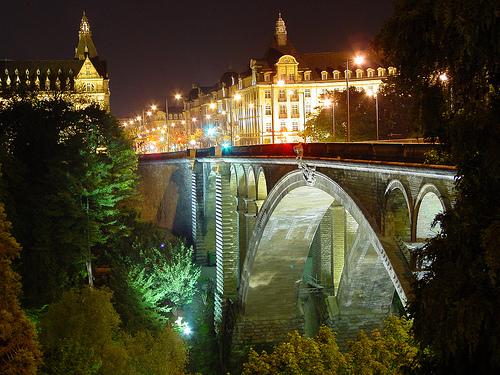 Vivere in Lussemburgo