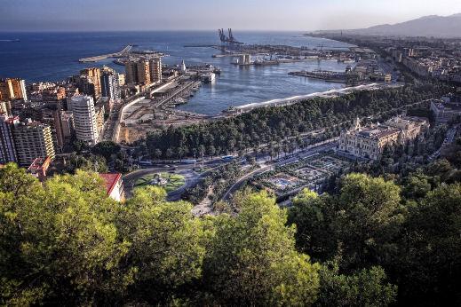 Vivere a Malaga