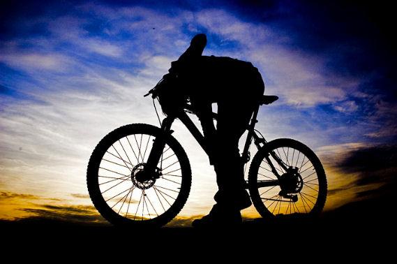 Pedalare bicicletta