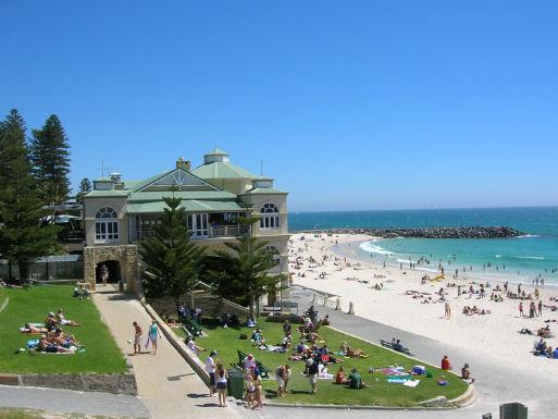 Vivere e lavorare a Perth, Australia business manager