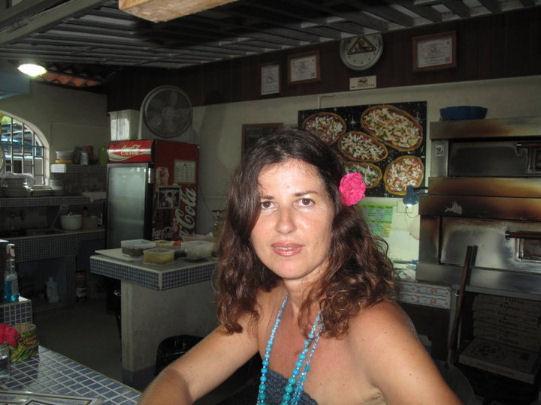Vivere in Costa Rica, Puerto Jimenez pizza