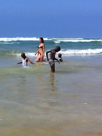 Ricominciare in Senegal