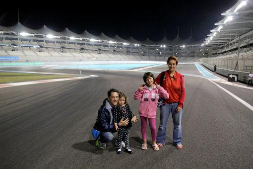 Vivere ad Abu Dhabi