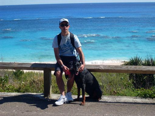Vivere alle isole Bermuda: Raffaele Garofalo