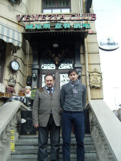 Fare impresa in Cina: Gabriele Pegoraro ristorante italiano