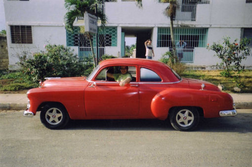 Donato Zaccardi, Cuba vivere a cuba