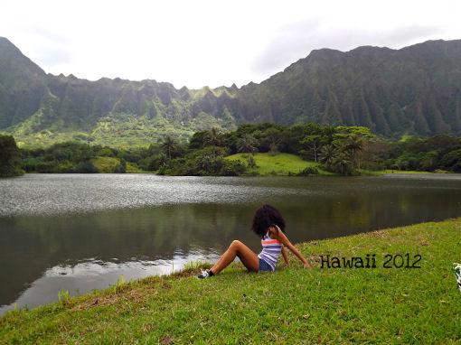 Ilenia Marcolin, vivere alle Hawaii honolulu