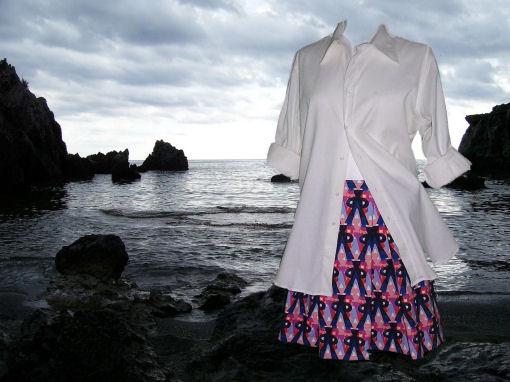 Lucia Palmas, stilista a Maratea moda