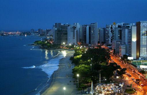 Bruno Micoli, Fortaleza Brasile