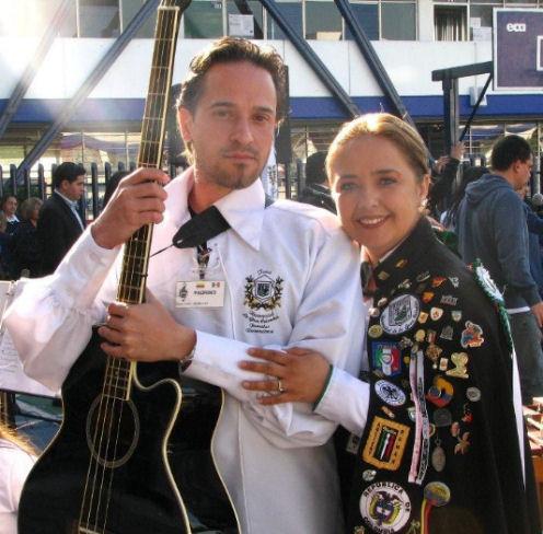 Giovanni Pacciani, Bogotà