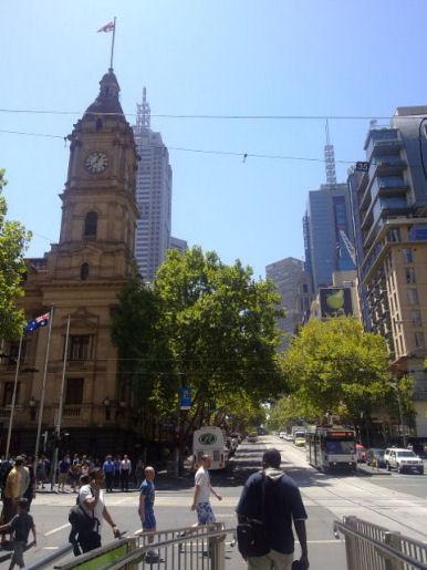 Vivere a Melbourne, Australia