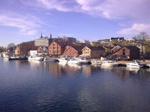 Attilio Goffredo, Tonsberg, Norvegia