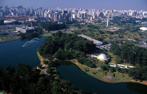 Vivere a San Paolo, Brasile