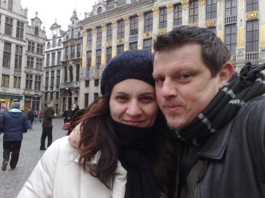 Sara Cavallucci, vivere a Bruxelles