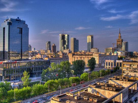 Italiani a Varsavia
