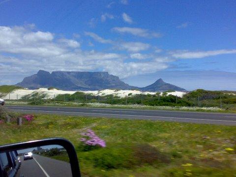 Vivere a Cape Town, Sudafrica