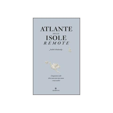 isole remote, atlante