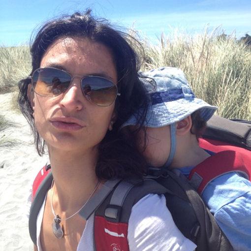 Daniela Nuova Zelanda  inglese