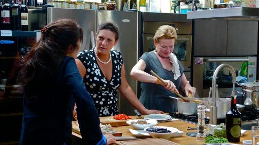 Enrica Rocca cuoca
