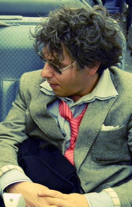 Fabrizio Patriarca  scrittori