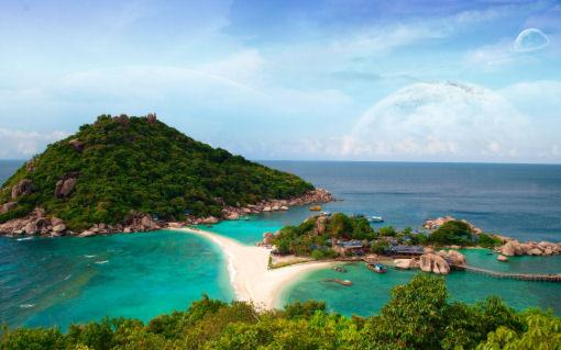 Comprare un'isola