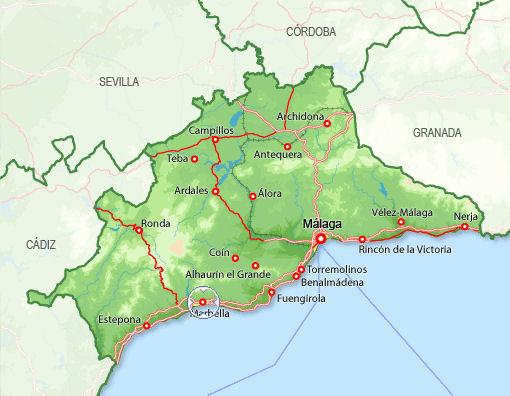 Vivere in Costa del Sol (Marbella)