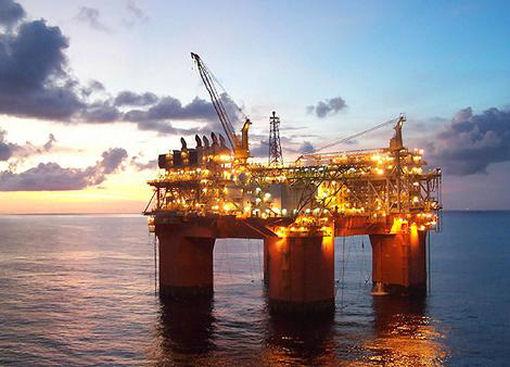 Voglio lavorare su una piattaforma petrolifera