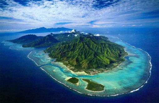 Vivere in Polinesia moorea