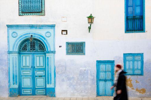 vado a vivere in tunisia