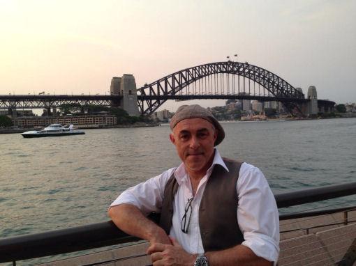 Vinicio Rinaldi, Sidney Australia