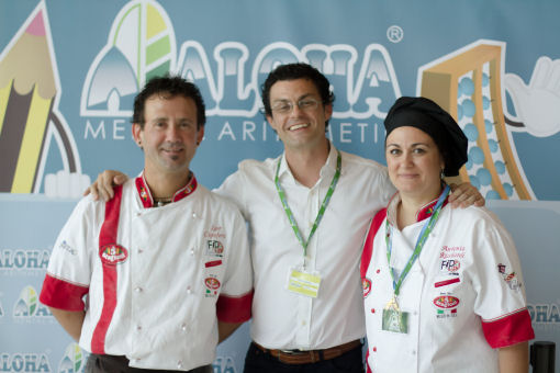 Antonia Ricciardi, Pizzamore