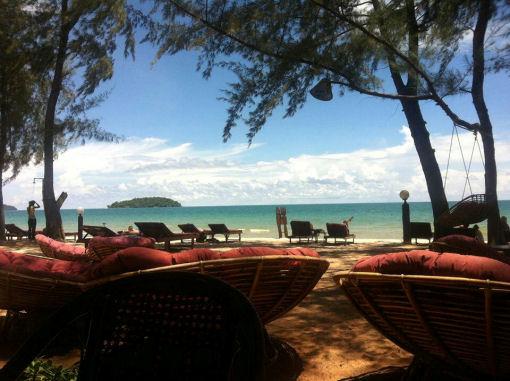 italiani in Cambogia, Otres Beach
