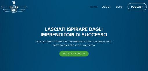 Italian Indie di Samuele Onelia successo