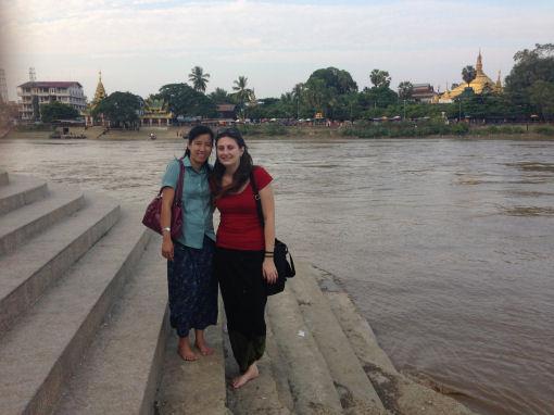 vivere in myanmar, italiani in birmania