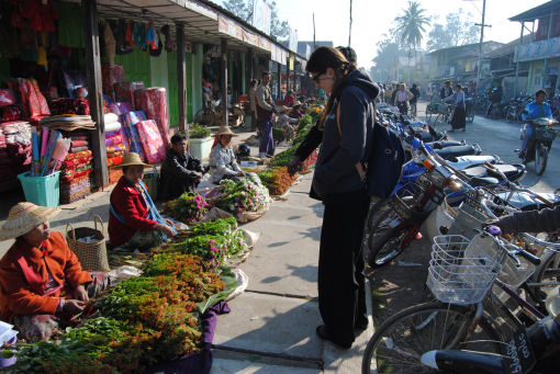 una nuova vita in myanmar birmania