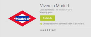 vivereamadrid.it  ti invita a scoprire la capitale spagnola attraverso la sua app!